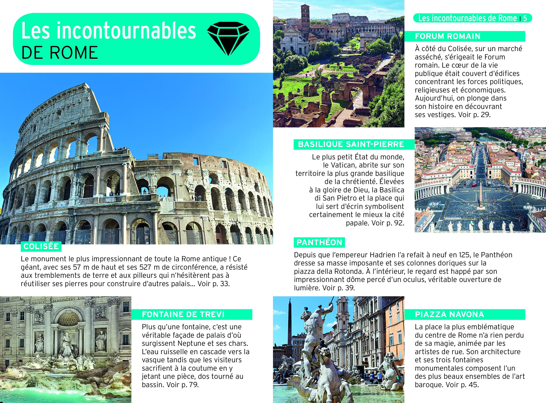 Guide Un Grand Weekend à Rome 2019, Etranger Guides