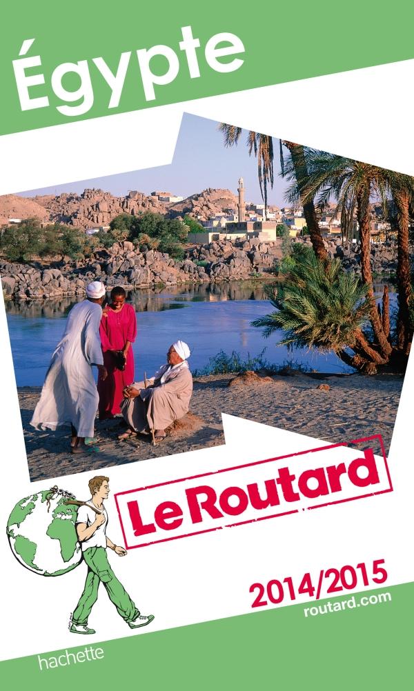 Le Routard Égypte 2014