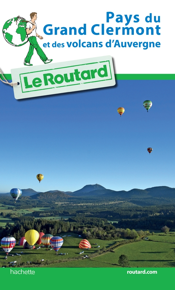 Guide du Routard Grand Clermont