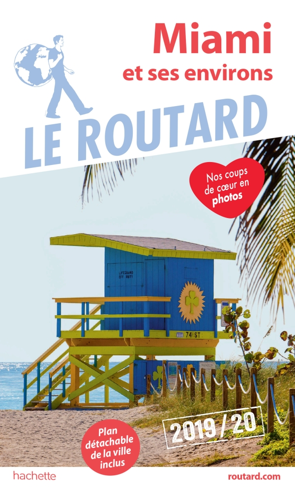 Guide du Routard Miami 2019/20