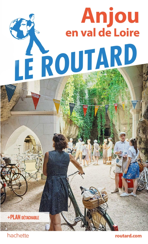 Guide du Routard Anjou