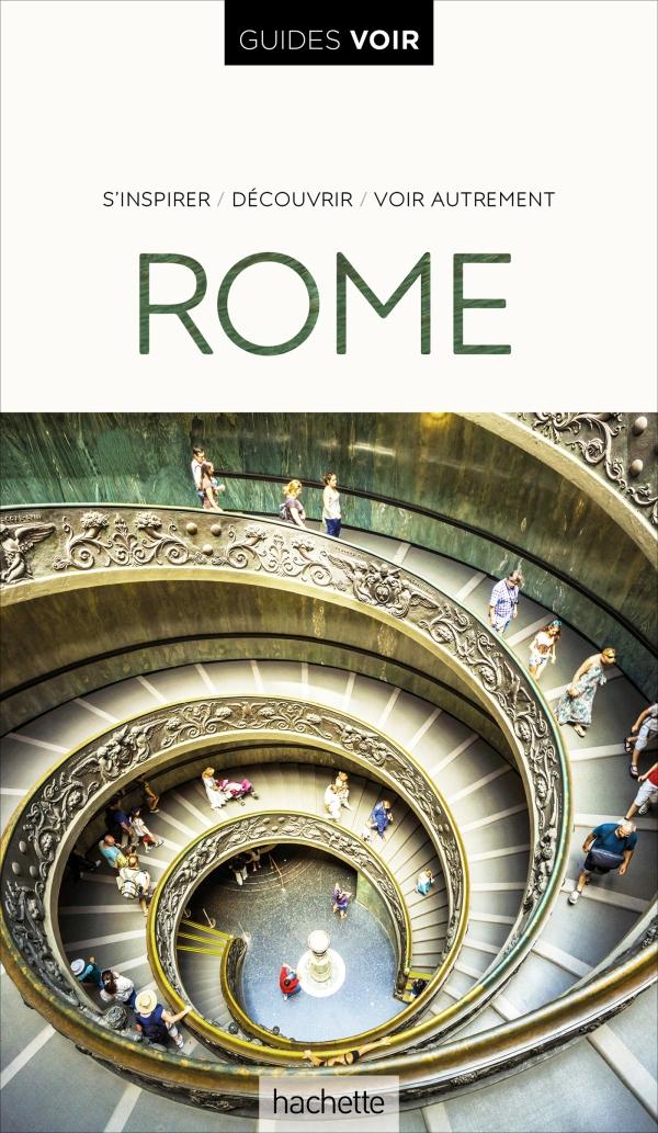 Guide Voir Rome