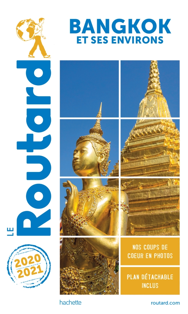 Guide du Routard Bangkok 2020/2021