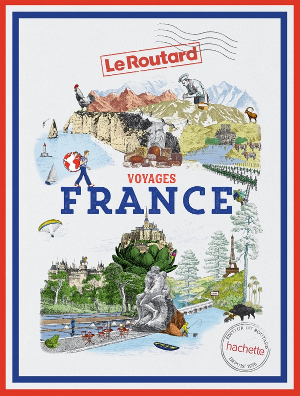 Guide du Routard Voyages France