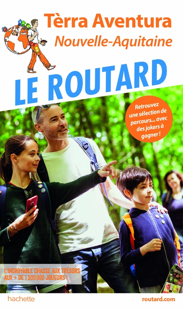 Guide du Routard Terra Aventura