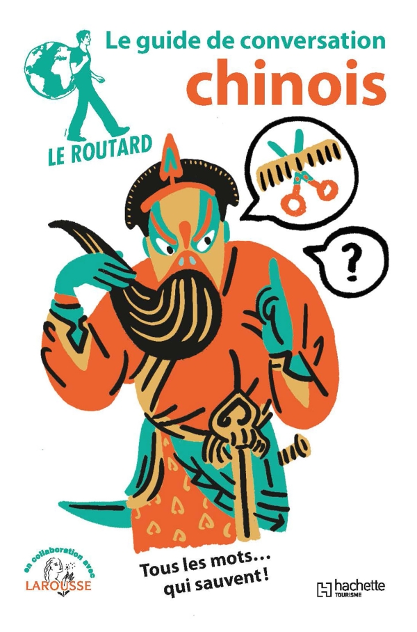 Le Routard guide de conversation chinois