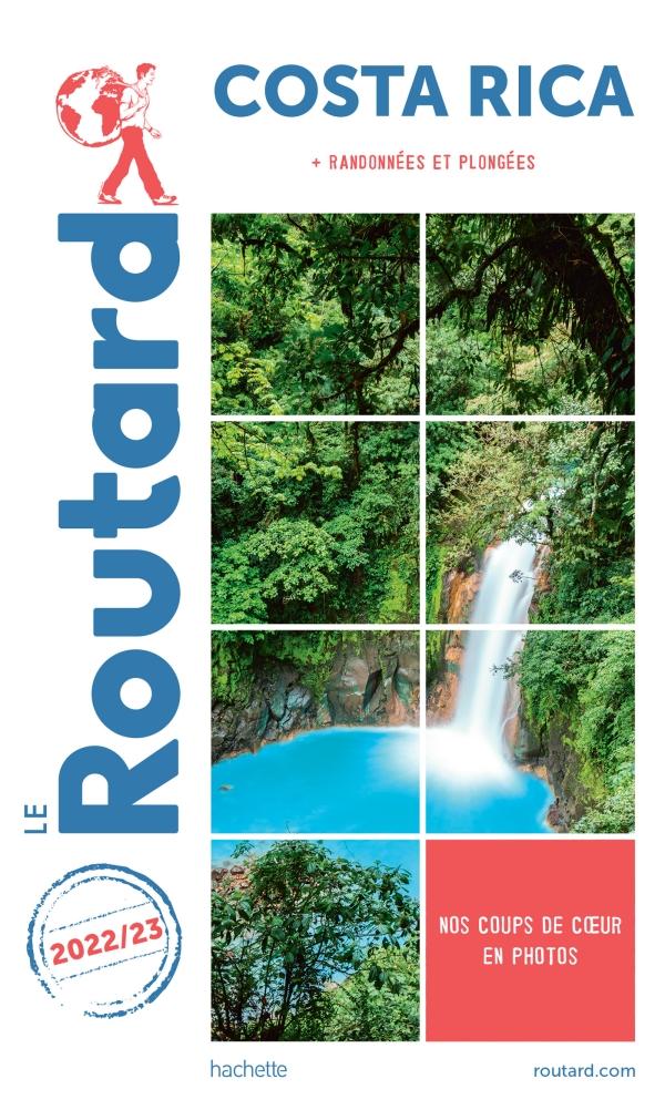 Guide du Routard Costa Rica 2022/23