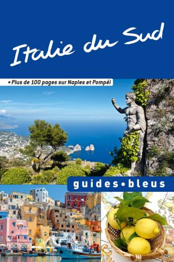 Guide Bleu Italie du Sud