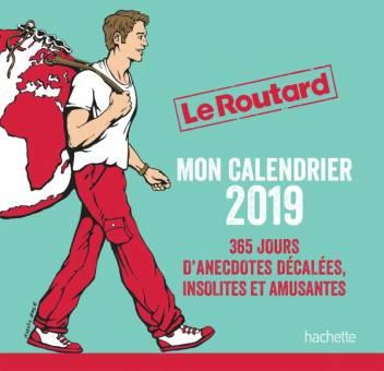 Ephéméride Routard 2019