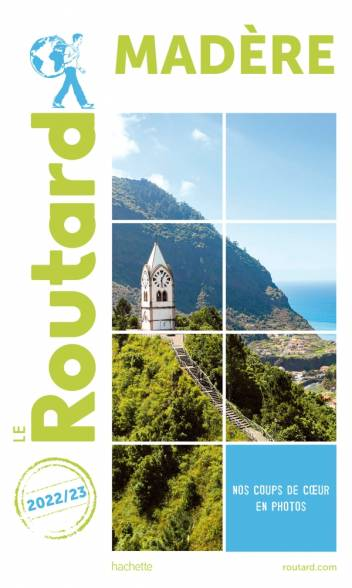 Guide du Routard Madère 2022/23