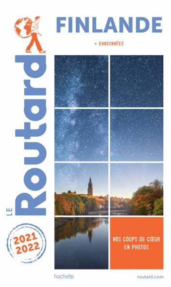 Guide du Routard Finlande 2021/22