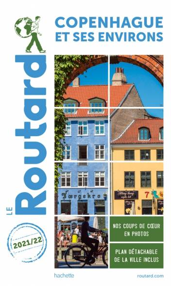 Guide du Routard Copenhague 2021/22