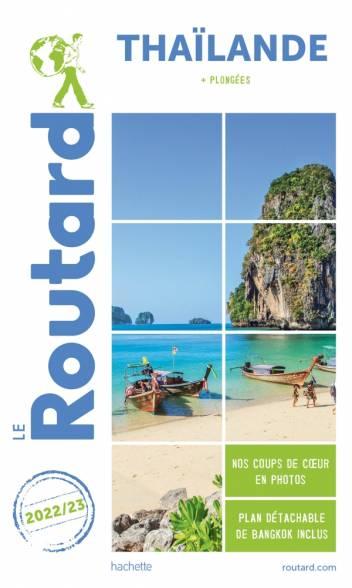 Guide du Routard Thaïlande 2022/23